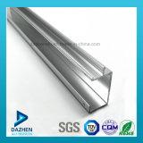 Preiswerteres Preis-Aluminiumstrangpresßling-Profil der Fabrik-6063 mit anodisiert