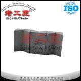 Couteaux de carbure cimenté du tungstène P30 pour le perçage