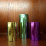 Цвета материала тиснение фольгой для пластиковой пленки и бумаги
