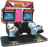 محاكية محاكاة سيّارة يتسابق قنطرة يقود لعب