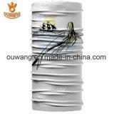 Kundenspezifische Microfiber Soem gedruckte eindeutige Bandanas