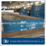 Het hete Staal van het Hulpmiddel van het Werk op het Staal van de Matrijs van de Vorm DIN1.2343/H11/SKD6/4Cr5MoSiV