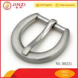 De boucle de courroie ronde en alliage de zinc respectueuse de l'environnement d'usine demi