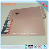カスタマイズされるiPhoneのローズの金カラースプレー式塗料の金属粉のコーティングを模倣しなさい