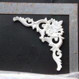 Onlay cinzelado Hn-S069A do ornamento do plutônio do Applique do poliuretano