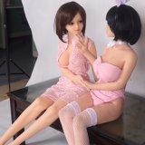 Poupées réelles de sexe de silicones de jouet d'amour de poupées réalistes de sexe