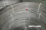 Tubo inconsútil del instrumento del acero inoxidable de la precisión Tp316