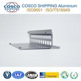 Perfil de aluminio competitivo para el disipador de calor con la anodización clara