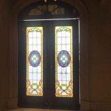 중국 도매 스테인드 글라스는 룸 분배자 스크린 Windows를 깐다