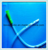 中国OEMの製造の医学等級使い捨て可能な殺菌したPVC胃カテーテル