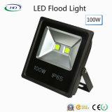 luz de inundação do diodo emissor de luz 100W com o Epistar para a iluminação ao ar livre