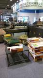 Alta velocidad de adhesivo termofusible Obligatorio Libro ejercicio de la línea de producción de la máquina