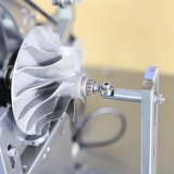 Jp Jianping turbina del motor de arranque de la turbina de flujo axial de máquina de equilibrado