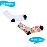 De sublimatie Aangepaste Sokken die van de Mens met DIY opslaan