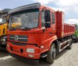 240HP Dongfeng 15cbm 팁 주는 사람 4X2 판매를 위한 트럭 15 톤 쓰레기꾼