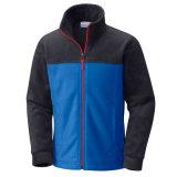 カスタム人100のポリエステル北極の羊毛の屋外のジャケット