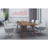 Tabella di legno dell'ufficio esecutivo di ufficio del MDF dello scrittorio moderno delle forniture