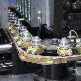 Automatische hohe leistungsfähige Haustier-Flaschen-durchbrennenmaschine