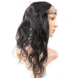 Tipo de venda quente cheio tipo de venda quente cheio retratos & fotos bonitos do cabelo humano do laço do cabelo humano do laço da peruca bonita das mulheres da peruca das mulheres