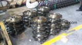Dentada para cadena transportadora estándar o rueda de cadena