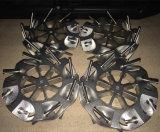 A prototipificação rápida de alumínio de trituração do CNC favoriza as peças mecânicas do metal