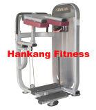 Forma fisica, ginnastica e strumentazione di ginnastica, costruzione di corpo, scricchiolio addominale totale (HP-3033)