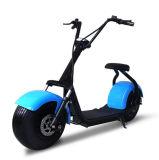 El carro eléctrico de equilibrio de la movilidad del uno mismo de Citycoco cubrió la motocicleta de la vespa