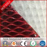 Высокая светлая двойная кожа PVC цвета для искусственной кожи сбываний Hags горячей