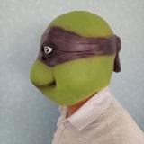 L'usager masque le type et le masque d'animaux d'occasion de Veille de la toussaint