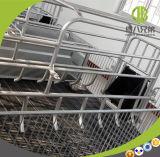 Omkeerbare het Werpen het Werpen van de Varkens van het Krat Hoge Strengh Gegalvaniseerde Kratten voor de Apparatuur van het Landbouwbedrijf