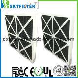 Pastillas de filtro de carbón activado