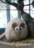 자연적인 볼더 돌 동물성 동상 조각품