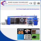 3 в 1 машине Thermoforming отрицательного давления станции положительной пластичной