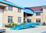 6ton 8ton 10ton manueller hydraulischer Gabelstapler-Behälter-Dock-Planierer (DCQY10-0.8)