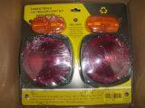 Lumière de remorque avec la double caisse d'ampoule et le boîtier résistant à la corrosion