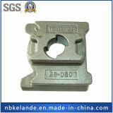 CNC feito-à-medida grande peça de maquinaria com peça da carcaça