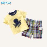 Одежды мальчика ребенка OEM одежд малышей высокого качества установили