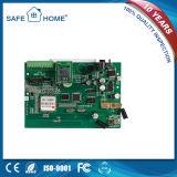 GSM van de Output van het Relais van het Scherm van de aanraking het Goedkoopste Systeem van het Alarm voor Huishouden