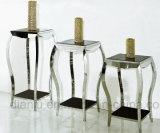 Basamento semplice moderno della pianta della mobilia dell'acciaio inossidabile di stile (DF1002)