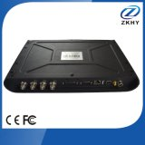 MHz Impinj 860~960Pasiva Chip R2000 4 puertos fijos lector RFID UHF