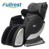 Lederner nullschwerkraft-erhitzter Massage-Stuhl