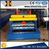 Kxd 1100 Metal Frio telhas de cerâmica vidrada Máquinas Formadoras de Rolo
