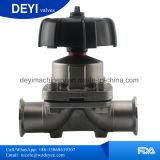En acier inoxydable diaphragme pneumatique vanne fermée (DY-V096)