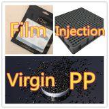 Zwart Masterbatch Plastic Materiaal Virgin