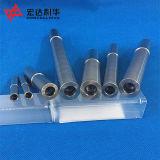 carboneto de tungsténio personalizado Anti Vibração Boring Bar com líquido de arrefecimento