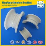 Resistencia a los ácidos y resistencia al calor Ceramic Intalox Saddles