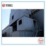 Economische Kleine Concrete het Groeperen 35m3/H het Mengen zich Installatie met Hoge Efficiency