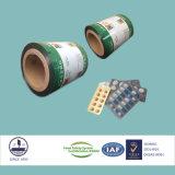 Película compuesta certificada ISO9001/14001 para el empaquetado farmacéutico