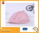 겨울 다채로운 자카드 직물 귀여운 모자