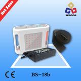 Mini Laser Lipo portáteis 650nm para redução de gordura Lipo Laser Mitsubishi BS-18b